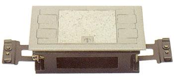 악세스 후로아 시스템박스 (알루미늄 사각4구)